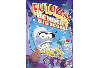Futurama - Benders Big Score DVD