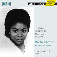 Martina Arroyo - Liederabend 1968 [CD]