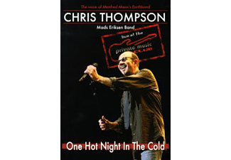 Mads Eriksen & Chris Thompson - One Hot Night in the Cold (DVD)