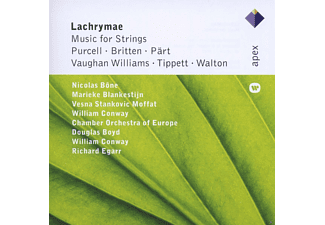 Nicolas Bone, Marieke Blankestijn - Lachrymae-Music For Strings - (CD)