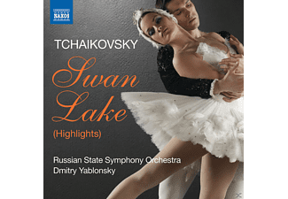Dmitry Yablonsky, Russian State Symphony Orchestra - Schwanensee (Highlights) - (CD)