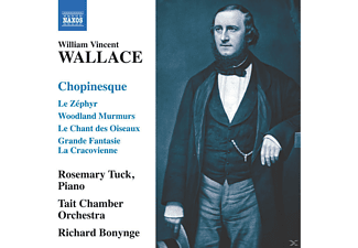 Rosemary Tuck, Richard Bonynge, Tait Chamber Orchestra - Chopinesque - (CD)