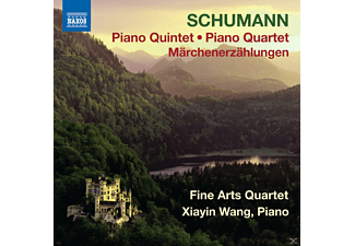 Xiayin Wang, The Fine Arts Quartet - Piano Quintet - Piano Quartet - Märchenerzählung - (CD)