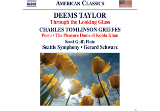The Seattle Symphony - Through The Looking Glass, Poem, Pleasure Dome Of Kubla Khan - (CD)