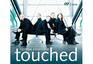 Calmus Ensemble - Touched - (CD)