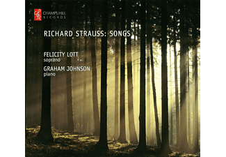 Felicity Lott, Graham Johnson - Lieder - (CD)