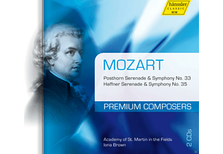 Academy of St. Martin in the Fields - Premium Composers - Mozart - (CD)