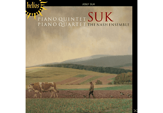 Nash Ensemble - Piano Quibtet-Piano Quartet - (CD)
