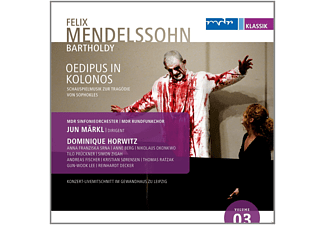 VARIOUS - Oedipus In Kolonos - (CD)