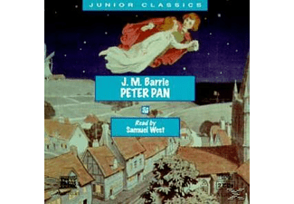 Peter Pan - 2 CD - Kinder/Jugend