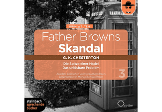 Father Browns Skandal Vol. 3 - 2 CD - Krimi/Thriller