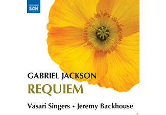 Jeremy Backhouse, The Vasari Singers - Requiem - (CD)