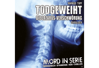 Mord in Serie: Todgeweiht - 1 CD - Krimi/Thriller
