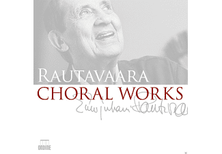 Finnish Radio Chamber Choir, Finnish Radio Chamber Chorus - Chorwerke - (CD)