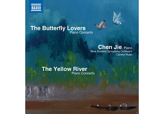 New Zealand Symphony Orchestra, Jie Chen - Butterfly Lovers / Yellow River - (CD)