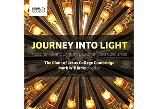 Cambridge Choir Of Jesus College - Journey Into Light - (CD)