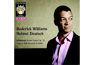 Roderick Williams, Helmut Deutsch - Schumann Kerner Lieder Opus 35 - (CD)