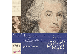 Jabacek Quartet - Pariser Quartette Vol.2 - (CD)