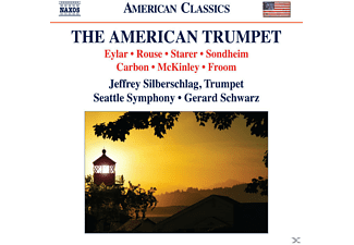 Jeffrey Silberschlag - The American Trumpet - (CD)