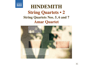 Amar Quartett - String Quartets Vol. 2 - (CD)