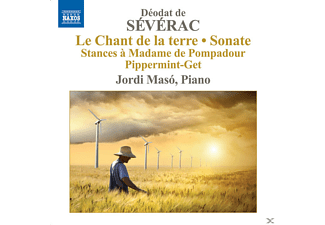 Jordi Maso - Le Chant de la terre - Sonate - (CD)