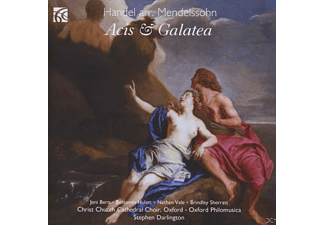 Christ Church Cathedral Choir, VARIOUS - Acis & Galatea - (CD)