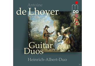 Heinrich-albert-duo - Guitar Duos - (CD)