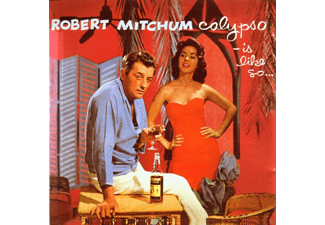 Robert Mitchum - Calypso Is Like So... - (CD)
