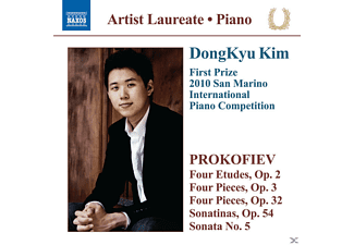 Kim Dongkyu - Piano - (CD)