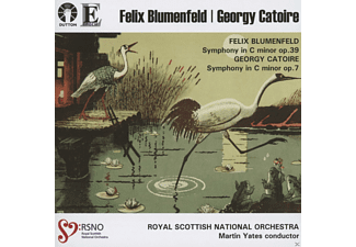 Royal Scottish National Orchestra - Blumenfeld - Catoire: Symhonies - (CD)