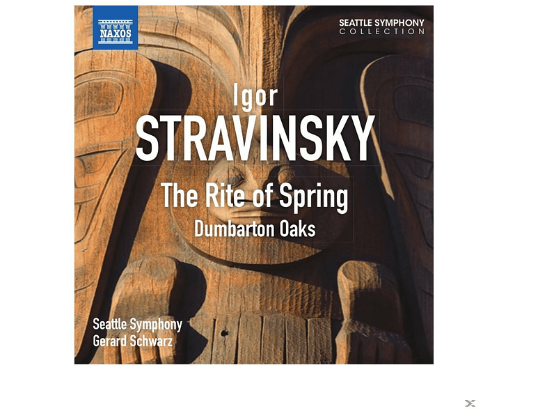 Seattle Symphony Orchestra, Gerard Schwarz - The Rite Of Spring [CD]
