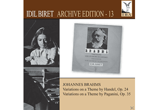 Idil Biret - Archive Edition 13 - (CD)