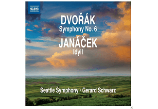 The Seattle Symphony - Sinfonie 6/Idyll - (CD)
