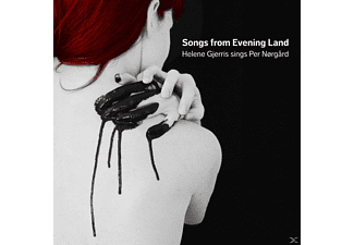 Helene Gjerris - Songs From Evening Land - (CD)