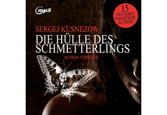 Die Hülle des Schmetterlings - 2 MP3-CD - Krimi/Thriller