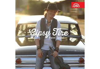 GIPSY WAY ENSEMBLE, Pavel Sporcl - Gipsy Fire - (CD)