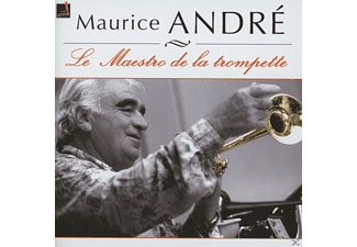 Maurice Andre, Jacques Denjean, Jean Faustin, Orchestras, Various Composers - Maurice Andre-Der Meister der Trompete - (CD)