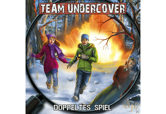 - Team Undercover 07: Doppeltes Spiel - (CD)