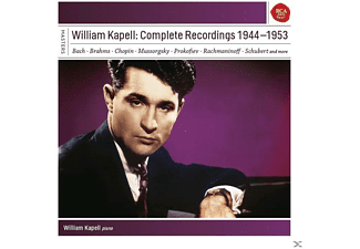 William Kapell - William Kapell: Complete Recordings 1944-1953 - (CD)