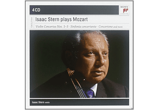 Isaac Stern - Isaac Stern Plays Mozart - (CD)
