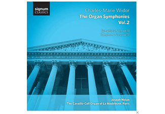 Joseph Nolan, The Cavaillé-Coll Organ of La Madeleine, Paris - The Organ Symphonies Vol. 2 - (CD)