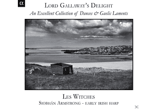 Les Witches - Lord Gallaway's Delight - (CD)