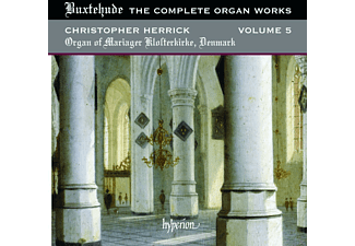Christopher Herrick - Buxtehude: The Complete Organ Works Vol.5 - (CD)