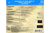 Nikita Mndoyants, Tetyana Dorokhova, Irina Bogdanova, Asiya Korepanova, Mikhail Turpanov - Anthology Of Piano Music By Russian And Soviet Composers [CD]