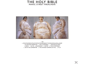 Manic Street Preachers - The Holy Bible 20 - (CD)