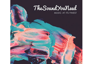 VARIOUS - Thesoundyouneed-Music At Its Finest (2cd+Mp3) - (CD)