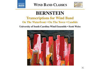 University Of South Carolina Wind Ensemble - Transcriptions for Wind Band - (CD)