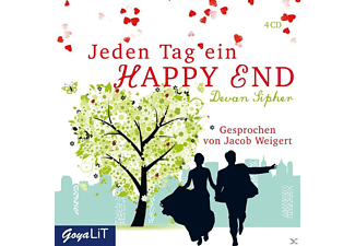 Jeden Tag ein Happy End - (CD)