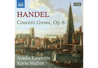 Aradia Ensemble - Concerti Grossi op.6 - (CD)