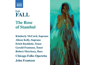 John Frantzen, Chicago Folks Operetta - The Rose of Stambul - (CD)